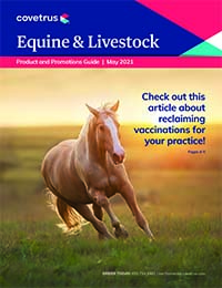 Equine Large Animal May Product Guide