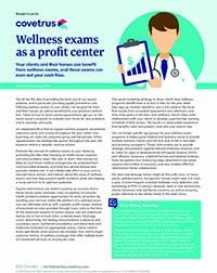 Wellness Exam Profit